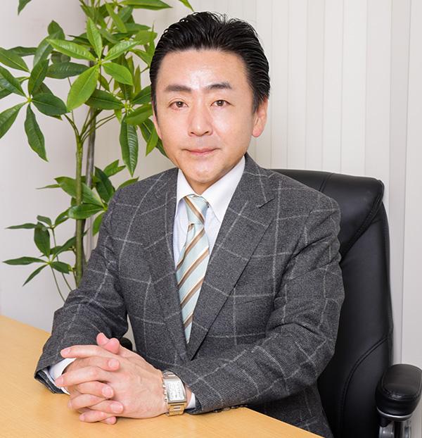 代表取締役 増田 繁生